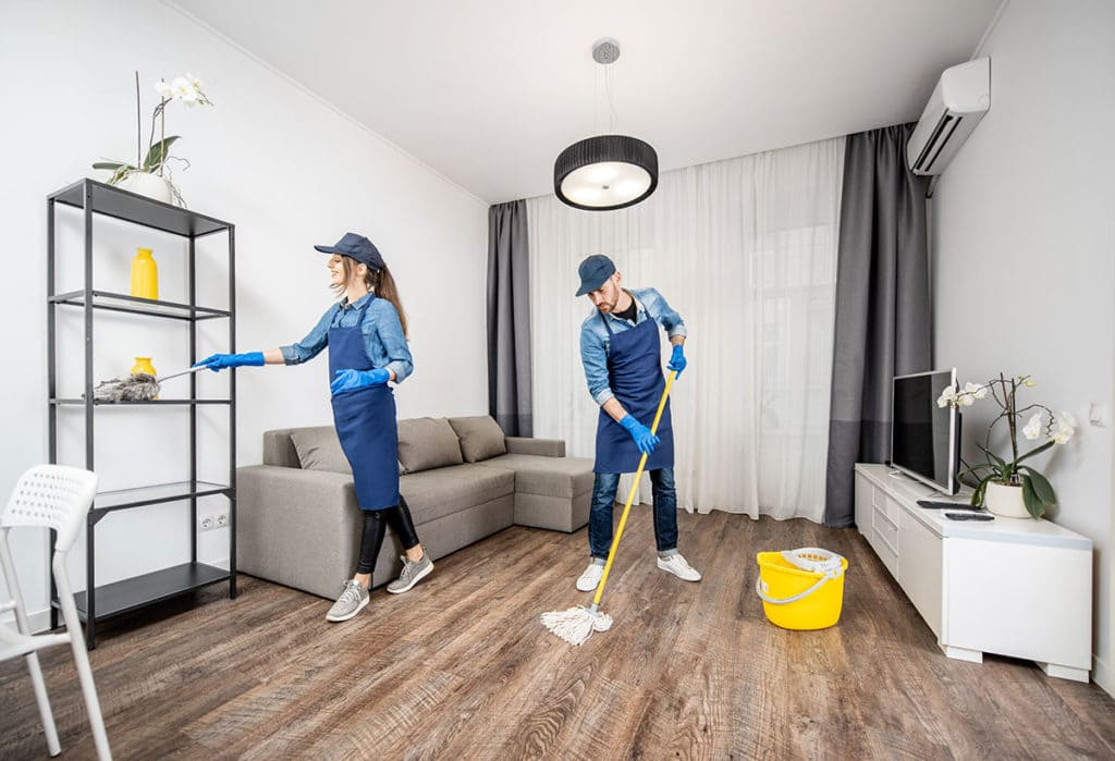 Apartment Cleaning Service in Orlando