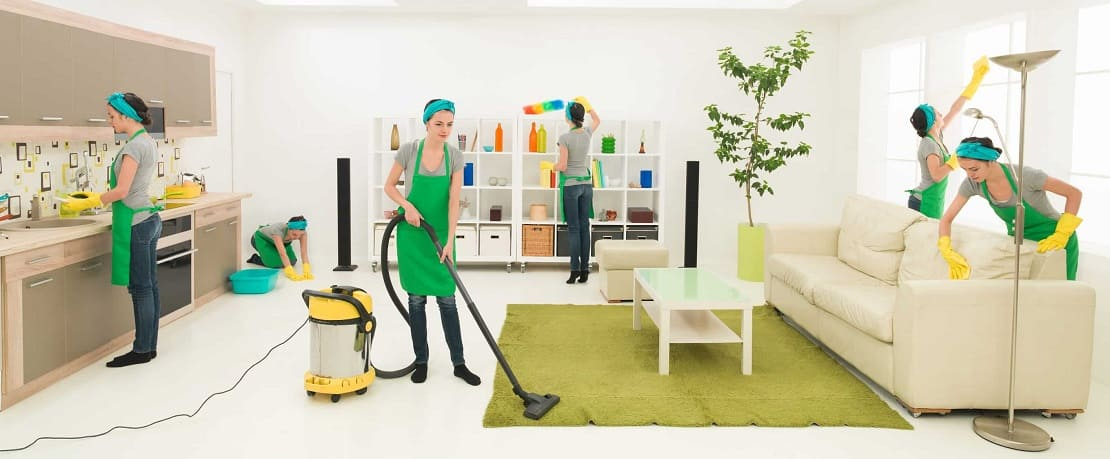 Home Cleaning Service Spokane | Cleaning Home Companies