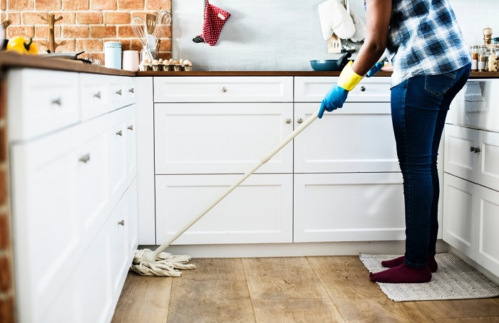 Housekeeping Services Live Clean Today