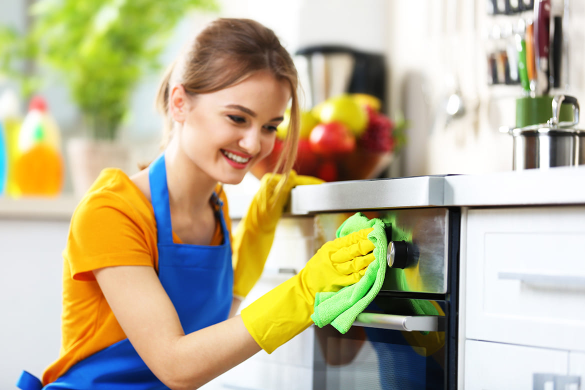 Maid Cleaning Service Live Clean Today